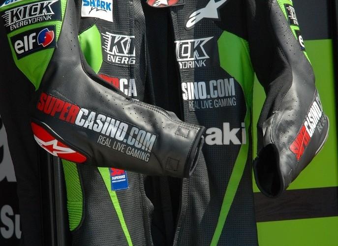 kombinezon Alpinestars Kawasaki