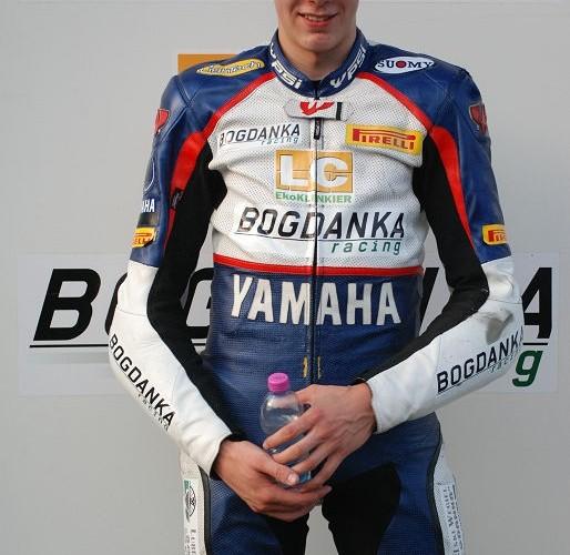 Artur Wielebski zawodnik Brno