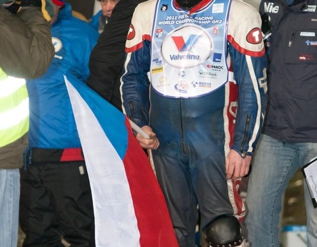 czech zawodnik ice racing