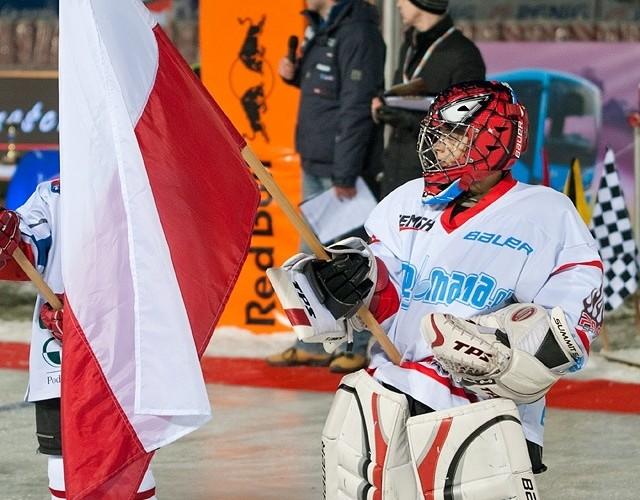 polska flaga doping hokeistow