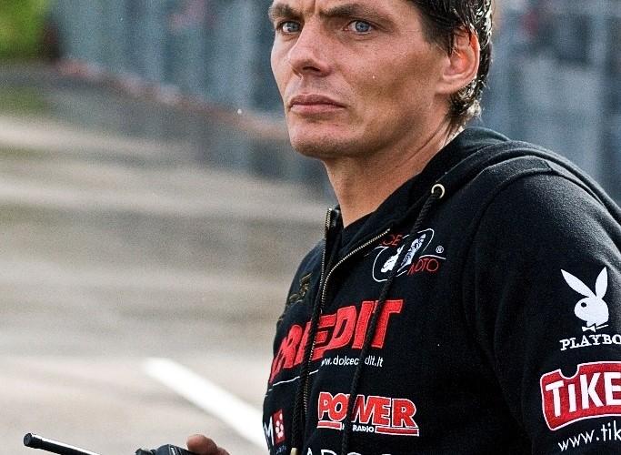 Mantas Vybornas z Dolce Moto