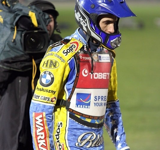 gollob wraca do parkingu