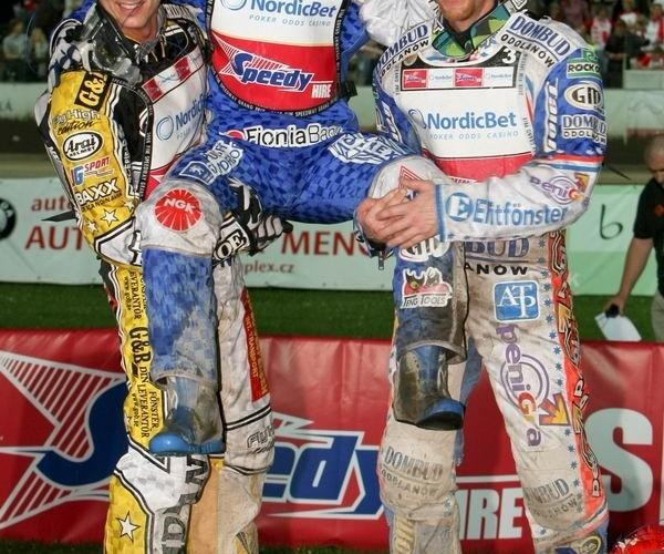 Andersen N Pedersen Crump GP Czech