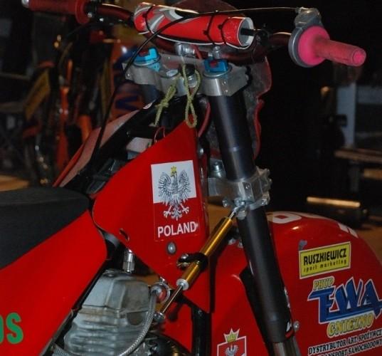 kopik motocykl