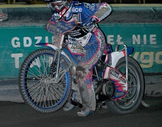 B 11 start Puszakowski