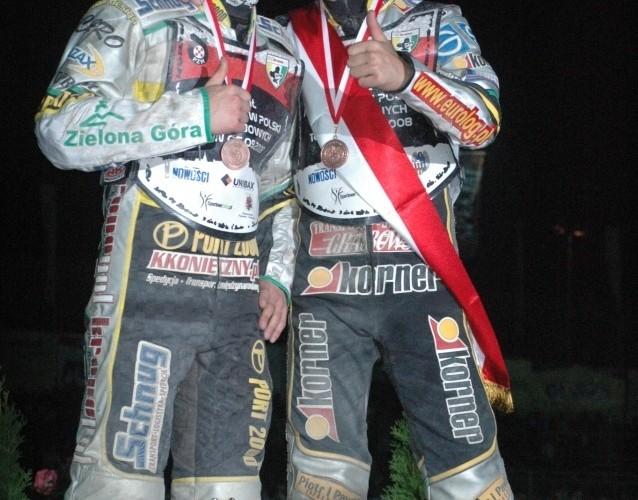c Brazowi medalisci MPPK 08