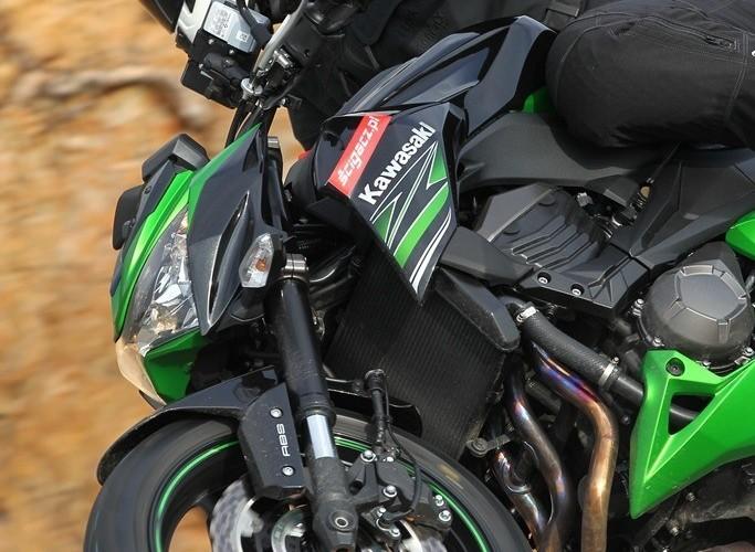 Kawasaki Z800 scigacz pl
