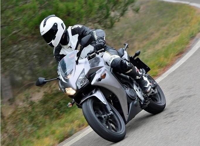 Andaluzja Honda CBR500R 2013