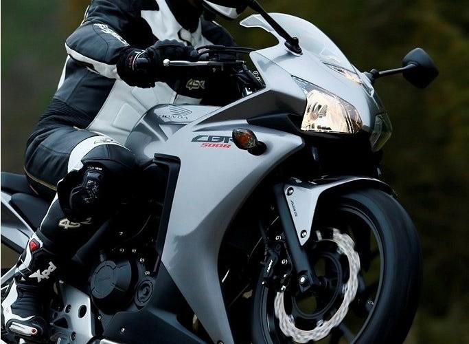 Nowa Honda CBR500R 2013