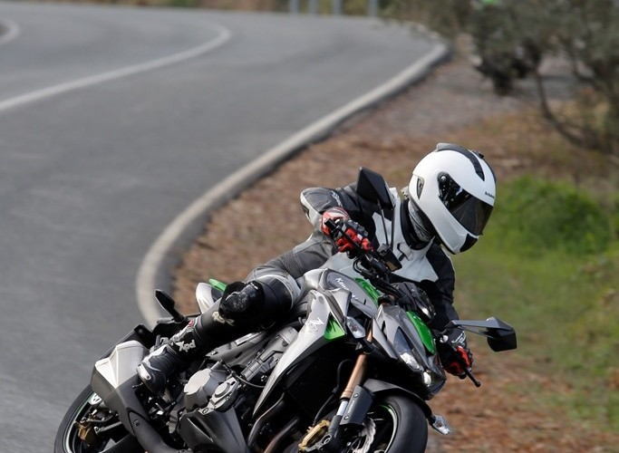 Kawasaki Z1000 2014 Andaluzja