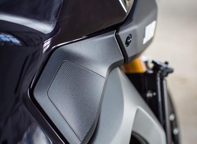 Profilowanie 2014 Yamaha MT09
