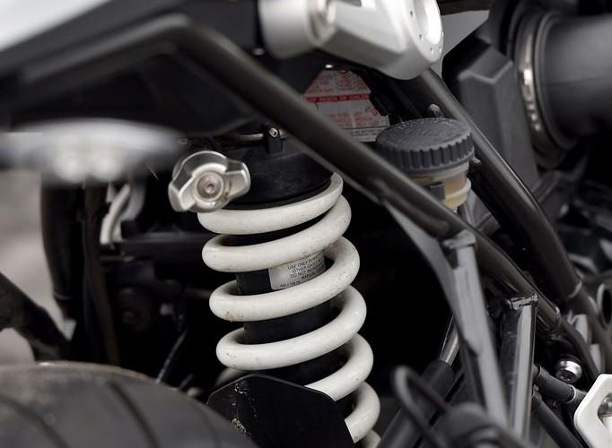 Tylne zawieszenie BMW R nineT 2014