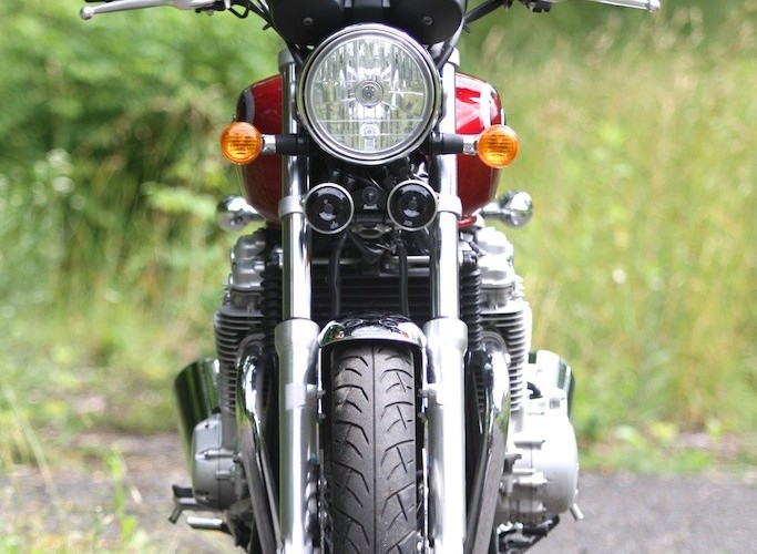 przod Honda Cb 1100EX