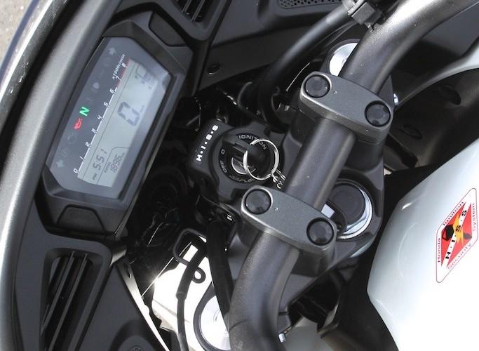 owiewki Honda CTX700