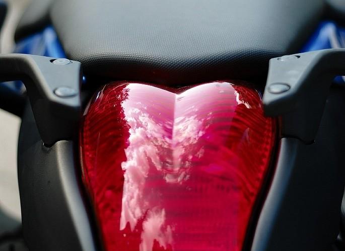 BMW K1200R lampa tylna