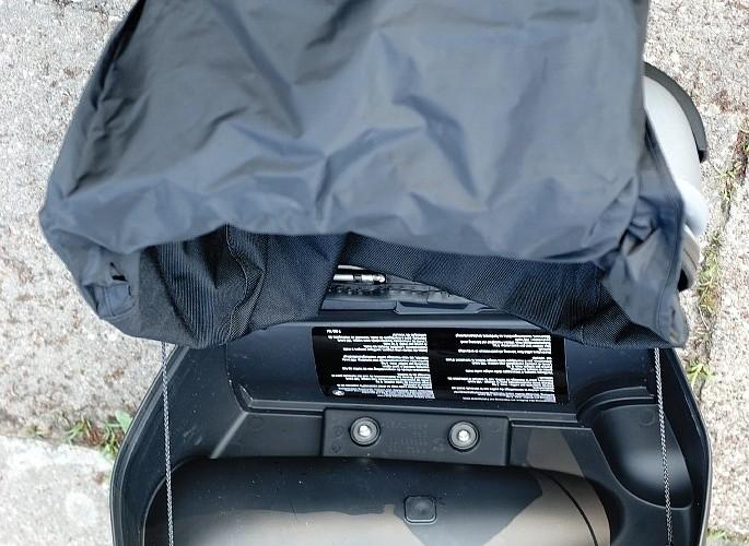 BMW K1200 kufer pokrowiec