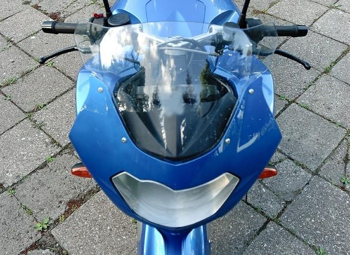 BMW K1200 przod gora