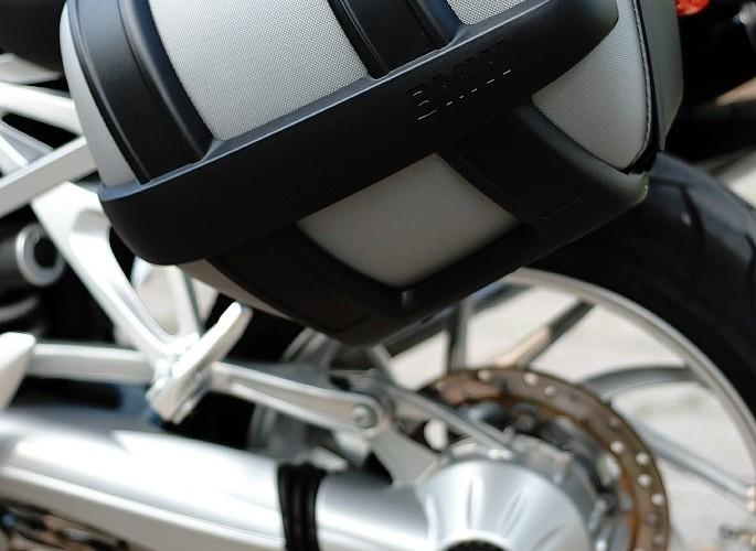 BMW boczny kufer