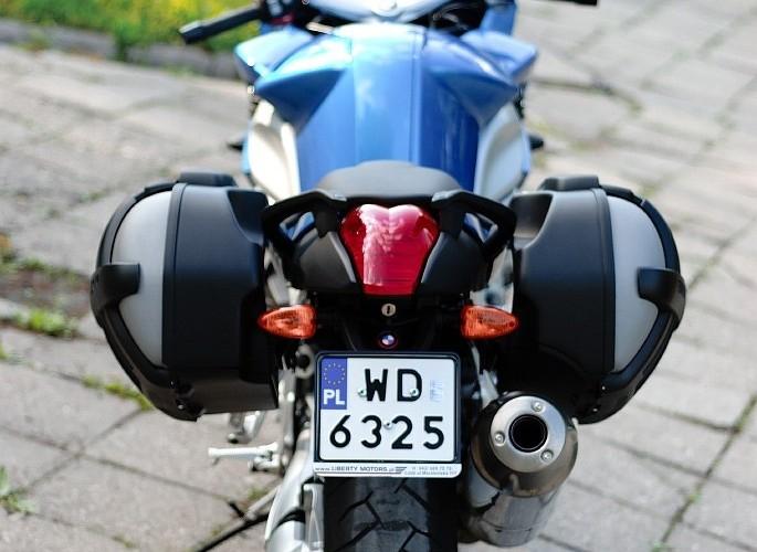 K1200R kufry