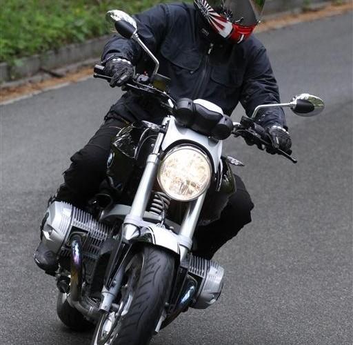 Szeroki motocykl 2011