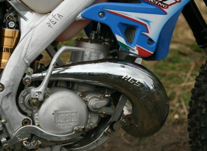 TM EN300 silnik