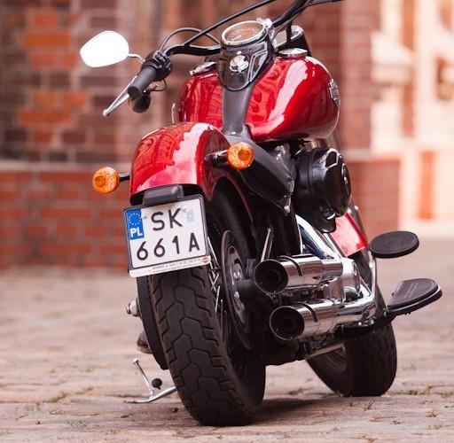 alejka Harley Davidson Softail Slim