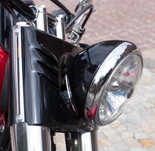 lampa Harley Davidson Softail Slim