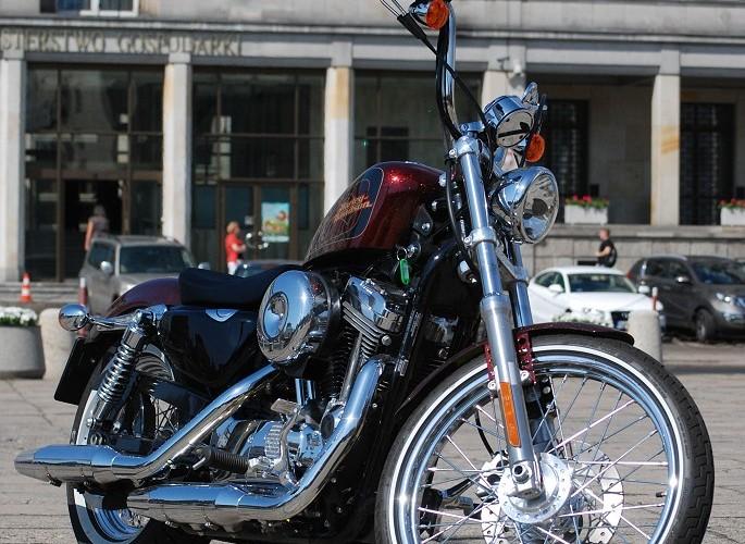 Seventy Two Harley Davidson