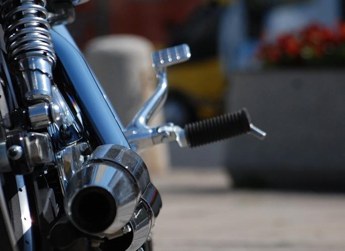 Wydech Harley Davidson 72