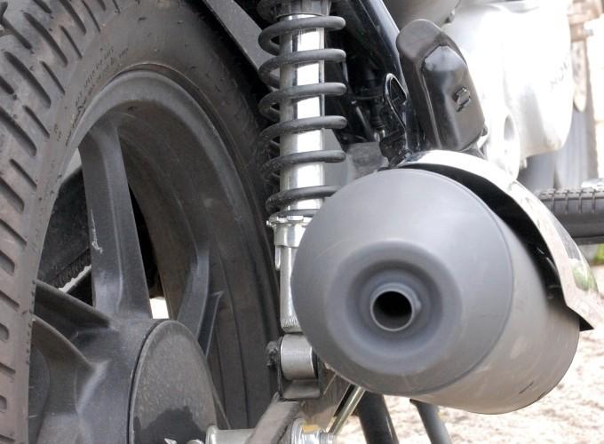Honda tylne kolo