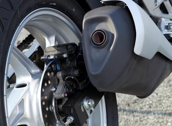 Honda CBR250R 2011 tlumik