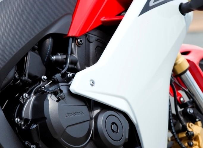 Honda CBR600F owiewki