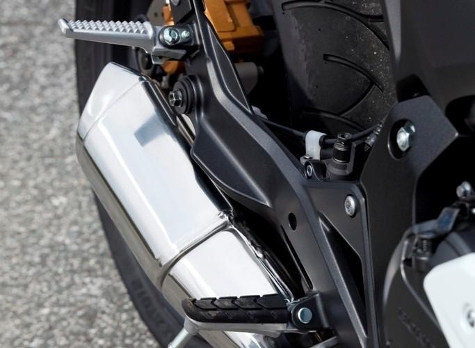 Tlumik Honda CBR600F