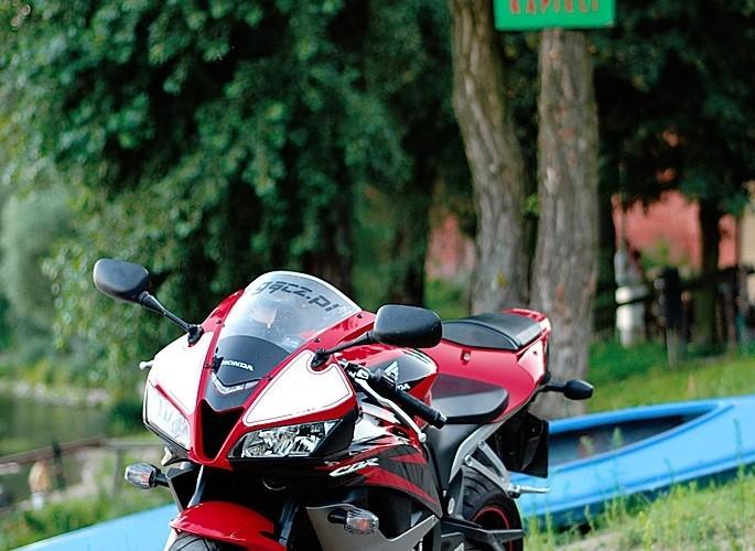 CBR600RR 2007 Plener