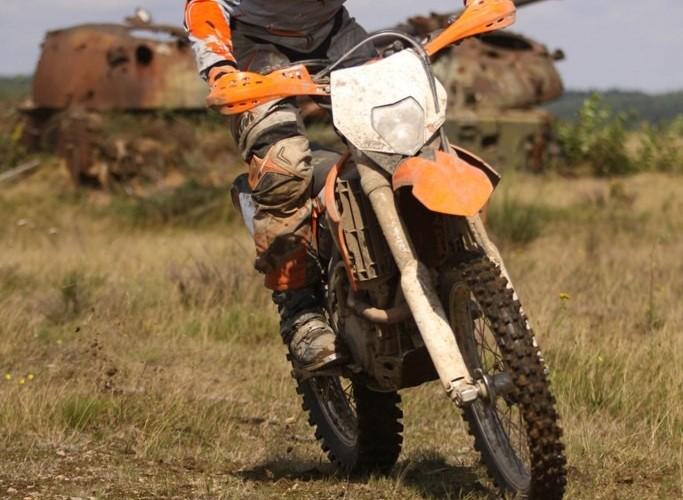 KTM EXC350F 2011