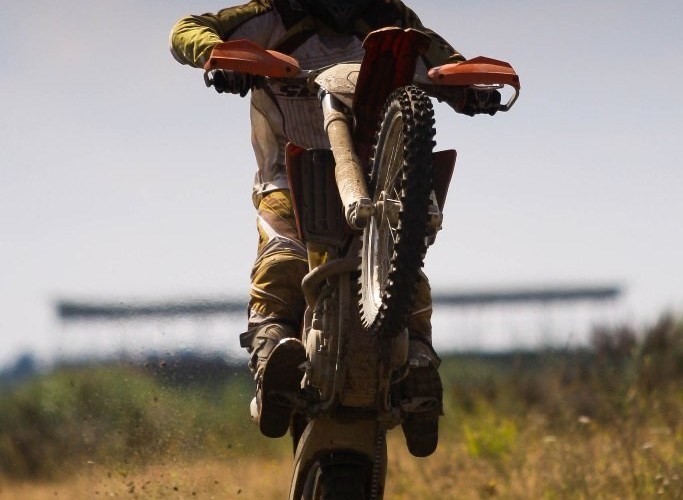 KTM EXC guma