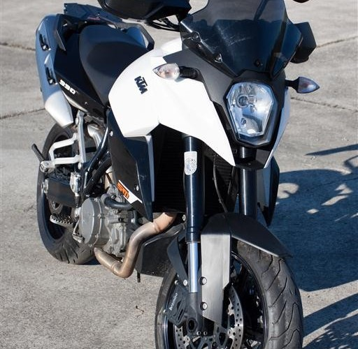 Przod KTM SMT 990 ABS