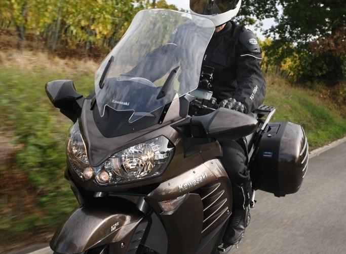 Kawasaki GTR1400 2010 Toskania