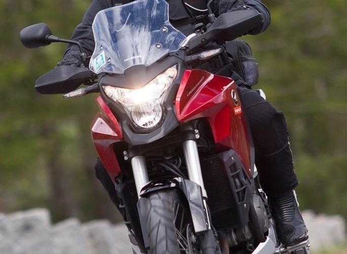 Honda zakret alpenmasters 2012