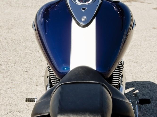 Bak Triumph Thunderbird