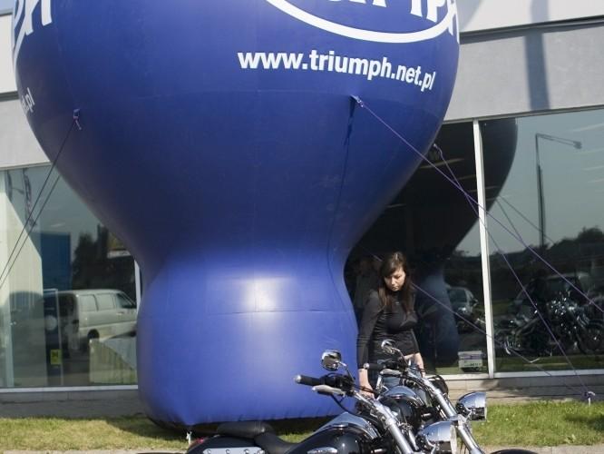 Triumph Thunderbird salon
