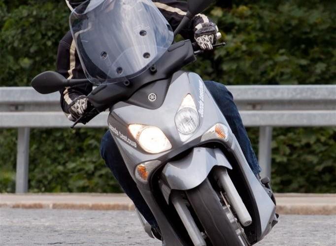 x-city skuter yamaha 125