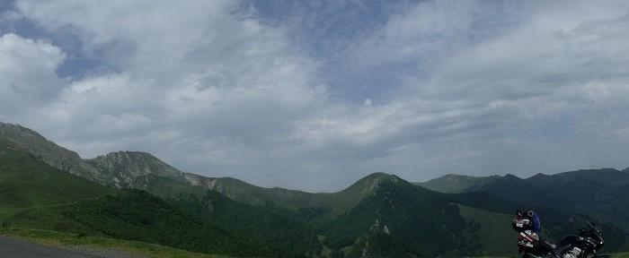 gory panorama
