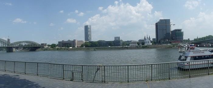 panorama rzeka