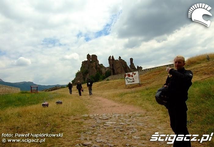 forteca Bulgaria i Rumunia na motocyklach - be hardcore