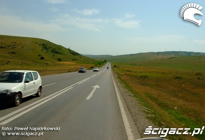 przed siebie Bulgaria i Rumunia na motocyklach - be hardcore