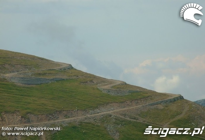 serpentyna Bulgaria i Rumunia na motocyklach - be hardcore