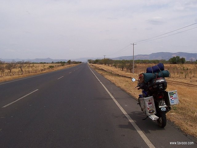 15 Droga do Hondurasu - jeszcze Nikaragua