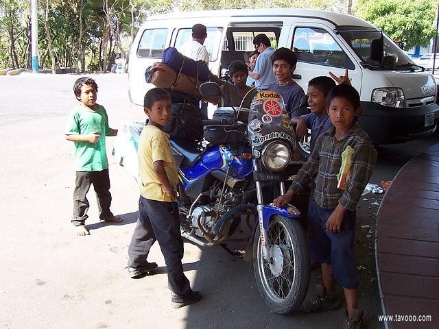 16 Na granicy Nikaragui i Hondurasu
