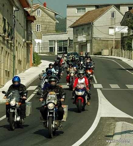 33 Towarzysze w z Ponteverda do O Grove - Hiszpania
